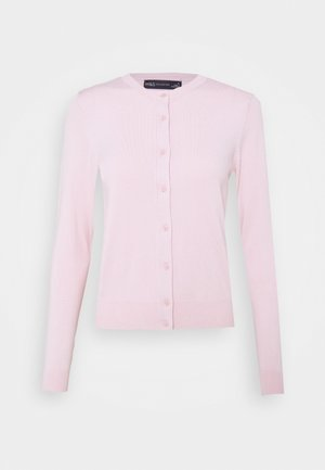CREW CARDI PLAIN - Cardigan - light pink
