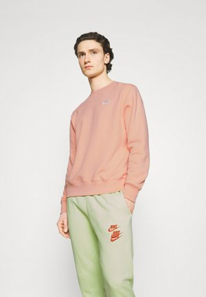 CLUB CREW - Sweatshirts - arctic orange