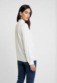 Benetton - BLOUSE - Blus - white - 2