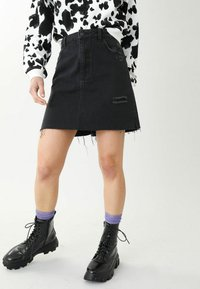 Pimkie - A-snit nederdel/ A-formede nederdele - schwarz - 0
