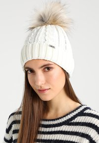 Chillouts - JOAN - Beanie - offwhite - 1