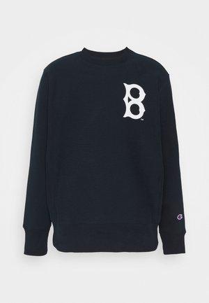 MLB LA DODGERS CREWNECK - Club wear - navy