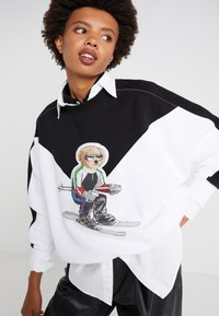 Polo Ralph Lauren - SEASONAL - Sweatshirt - black/white - 5