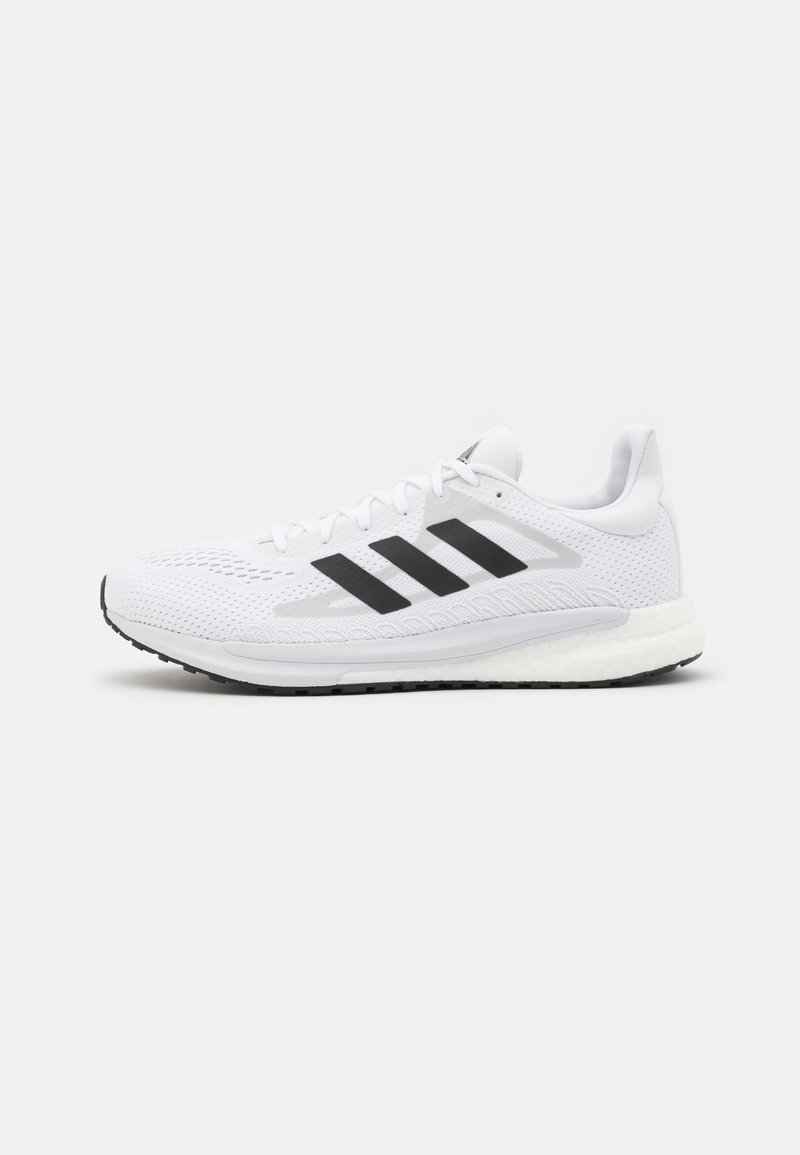 adidas Performance - SOLAR GLIDE 3 - Zapatillas de running neutras - footwear white/core black/dash grey