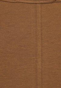 someday. - KALIA - Long sleeved top - roasted hazel - 2