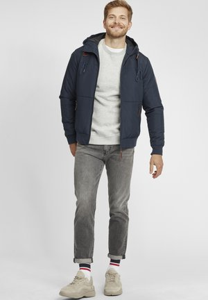 HANNIBAL - Winter jacket - navy mix