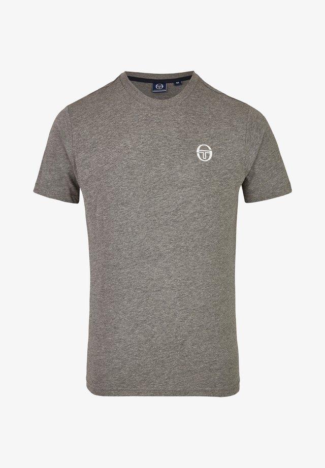 SERGIO - Basic T-shirt - dark grey