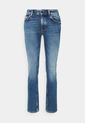 MORA - Straight leg jeans - dark blue ozone