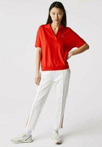 Lacoste - Polo shirt - rot - 1