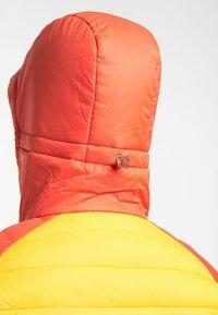 Haglöfs - SPIRE MIMIC HOOD  - Winter jacket - pumpkin yellow/habanero - 5
