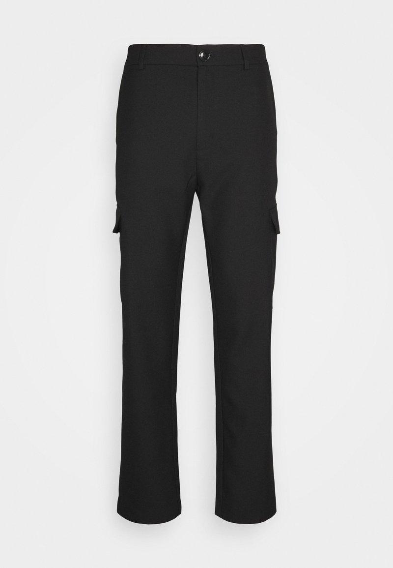 Holzweiler - HAROLD - Cargo trousers - black