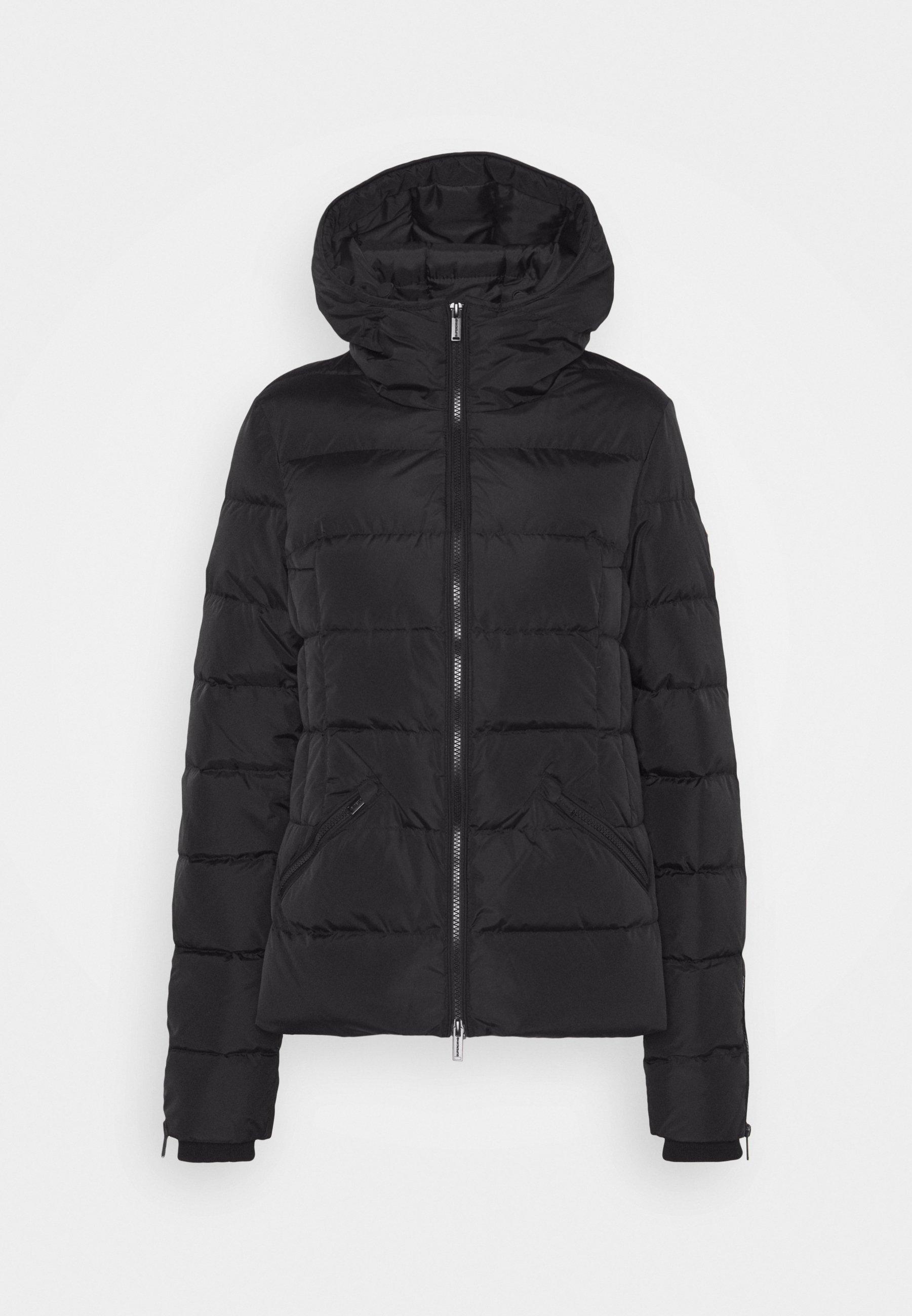 PREMIUM LUXE QUILT JACKET Gewatteerde jas black