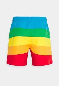 Lacoste - POLAROID  - Swimming shorts - malachite/gypsum/orpiment/corrida - 1