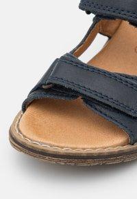 Froddo - DAROS DOUBLE - Sandals - dark blue - 5