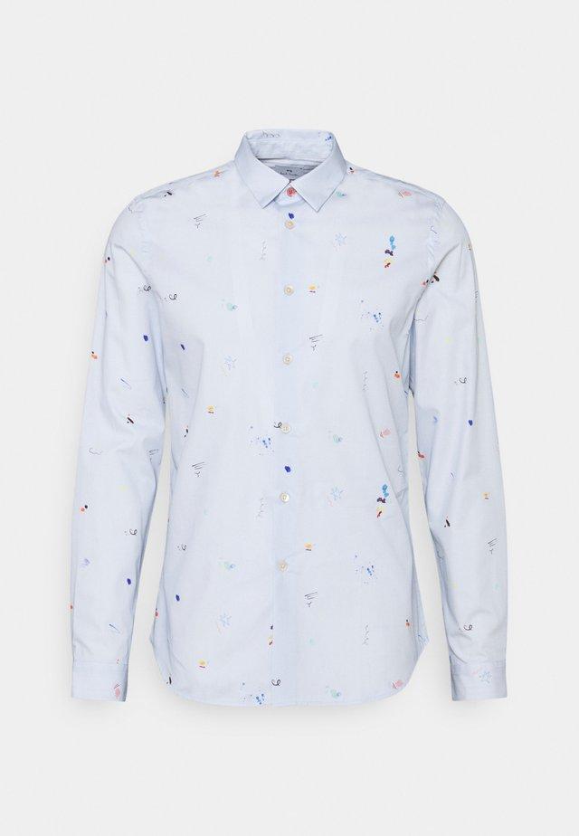 Overhemd - bright blue