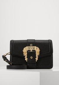 Versace Jeans Couture - SHOULDER BAG - Handbag - nero - 0