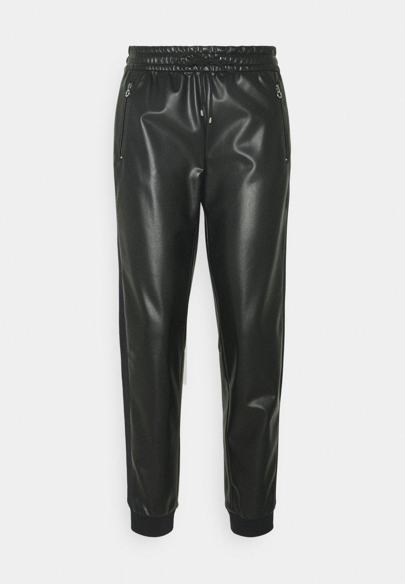 RIANI - Trousers - black