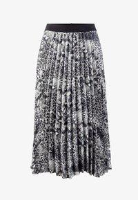 Alba Moda - A-line skirt - silbergrau,schwarz - 1