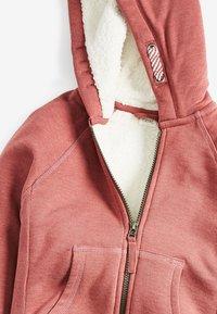 Next - Zip-up hoodie - pink - 2