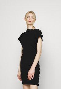 Diesel - CROLLER - Jersey dress - black - 0