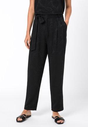 Trousers - zwart