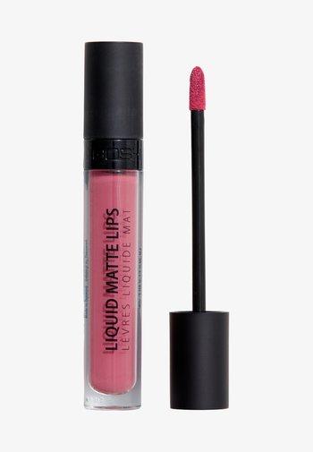 Liquid Matte Lips - Liquid lipstick - 001 candyfloss