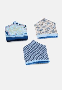Jack & Jones - JACJONAS HANKIE BOX 3 PACK - Kapesník do obleku - cashmere blue - 4