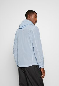 C.P. Company - OVERSHIRT - Summer jacket - light grey - 2