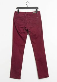 s.Oliver - Relaxed fit jeans - purple - 1