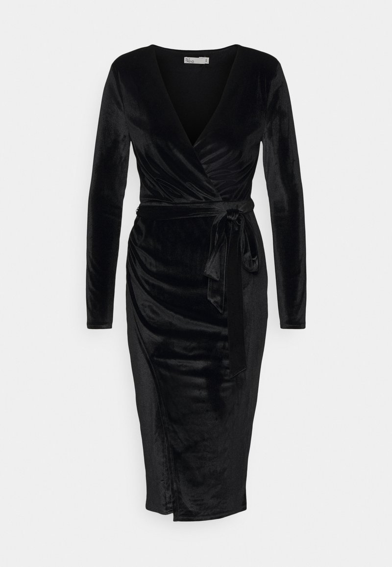 Nly by Nelly - OH MY DRESS - Cocktail dress / Party dress - black