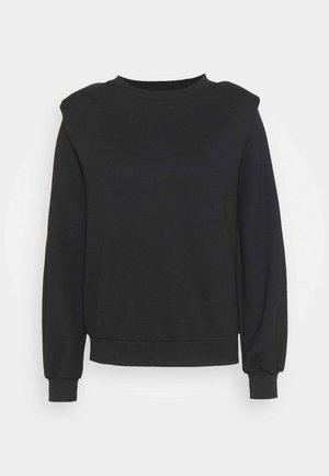 CARLOTTA - Sweatshirt - black