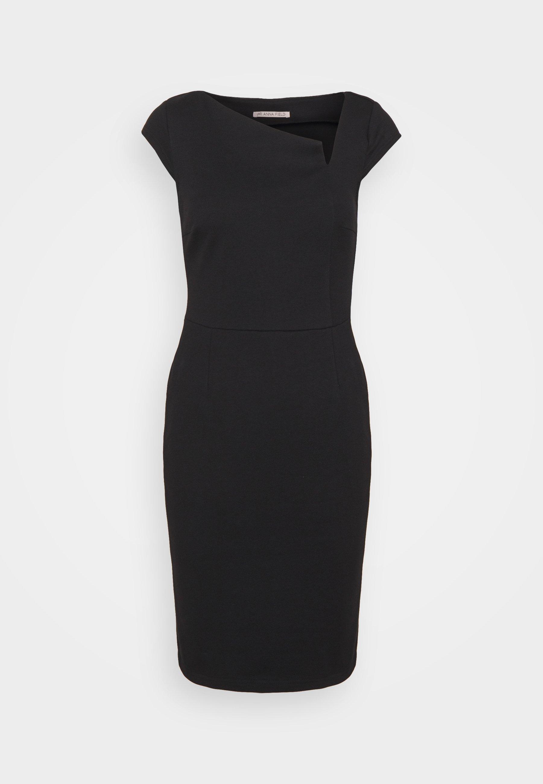 Women CASUAL SMAR MINI BODYCON DRESS WITH CUT OUT - Shift dress