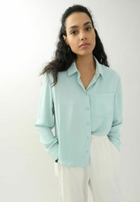 Pimkie - Button-down blouse - himmelblau - 0