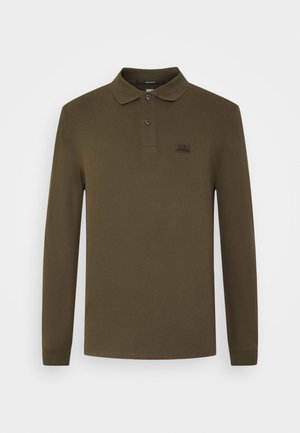 LONG SLEEVE - Polotričko - ivy green
