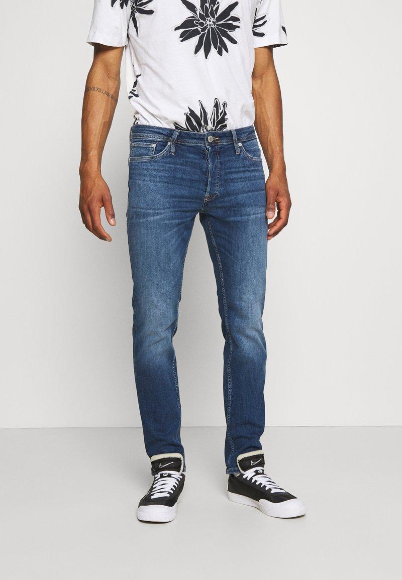 Jack & Jones - ORIGINAL - Jeans straight leg - blue denim