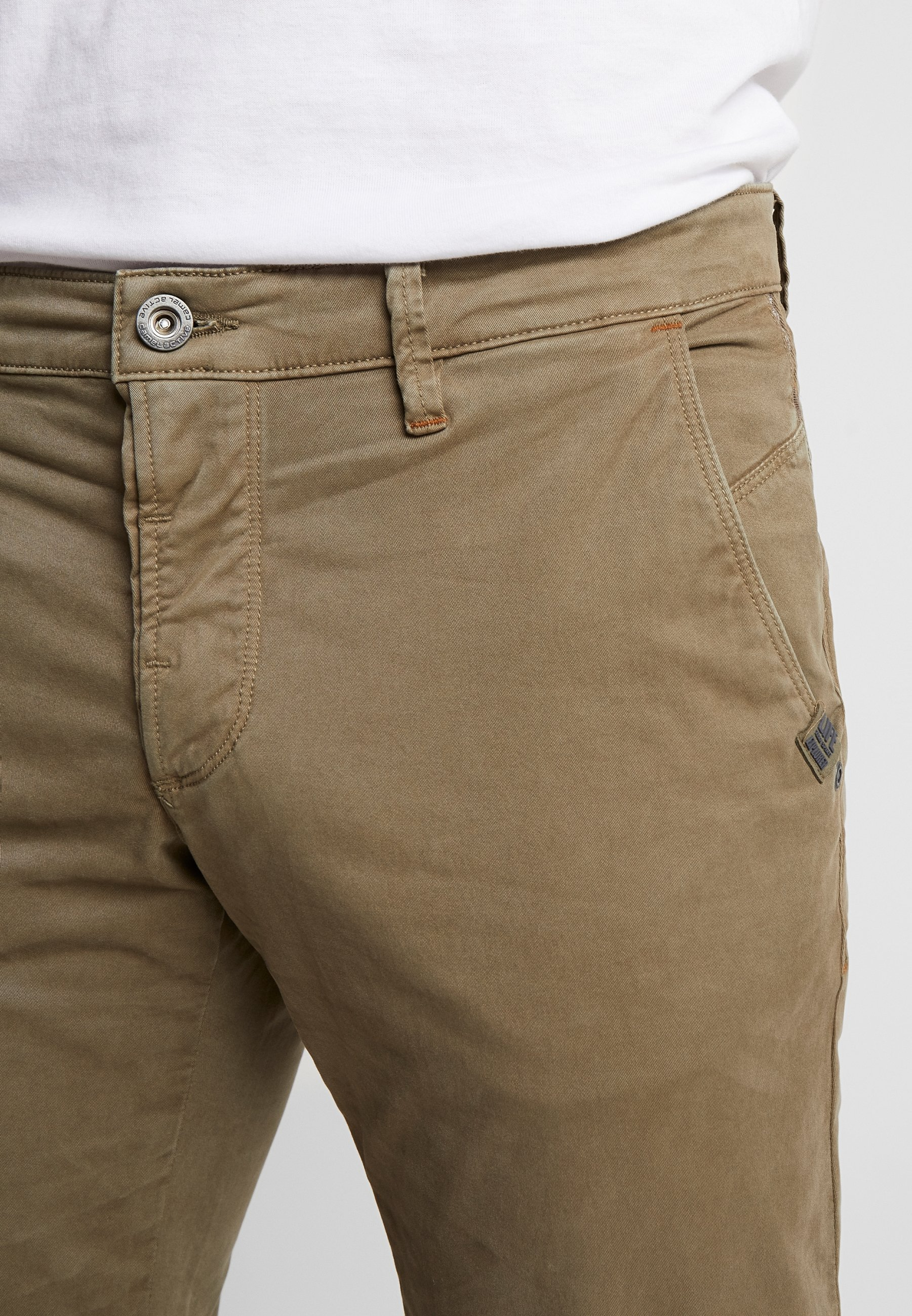 camel active Chinos - light khaki