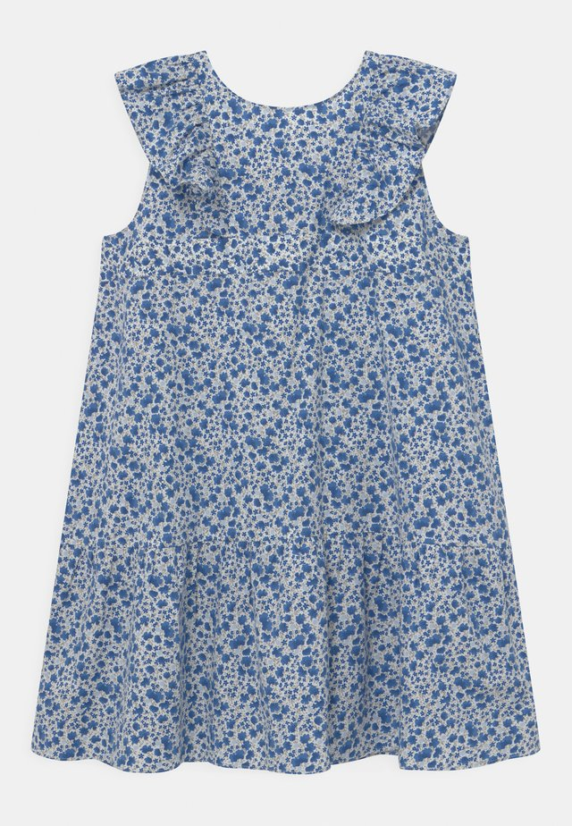 CALLUNA - Day dress - blue