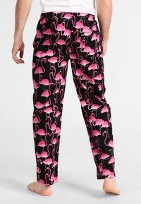 Lousy Livin Underwear - FLAMINGO - Pyjama bottoms - black - 2