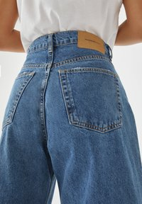 PULL&BEAR - Jeans Straight Leg - blue denim - 5