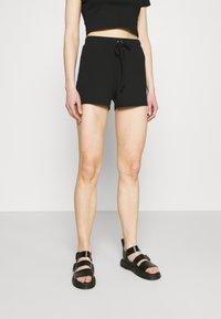 Vero Moda - VMARIA - Shorts - black - 0
