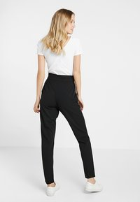 JDY - JDYTANJA PANT - Trousers - black