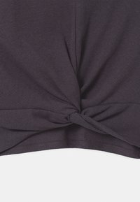 New Look 915 Generation - TWIST FRONT - Long sleeved top - light grey - 2