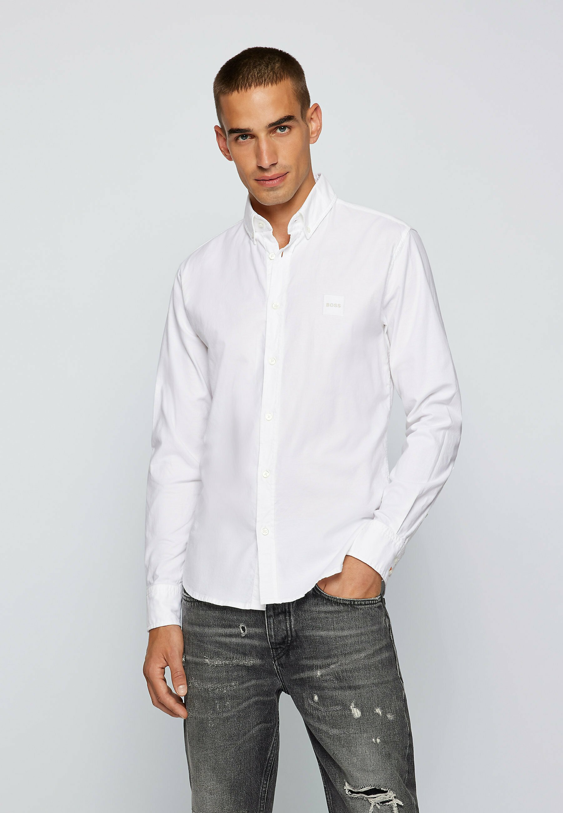 Uomo MABSOOT - Camicia