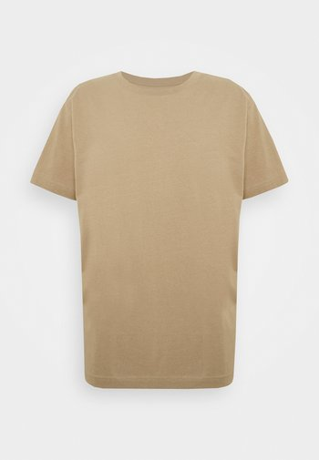 RELAXED - T-paita - beige