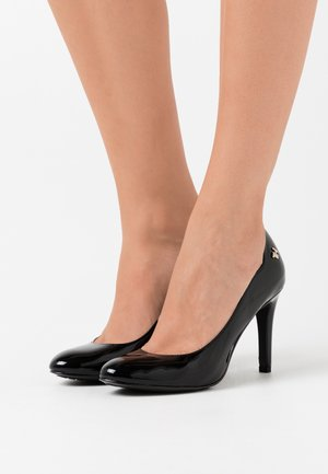 BLOCK BRANDING - High heels - black