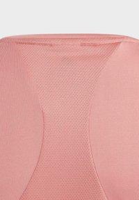 adidas Performance - AEROREADY BOLD  - Camiseta estampada - pink - 3