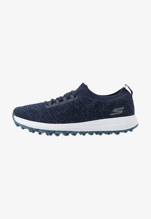 MAX GLITTER - Chaussures de golf - navy/white