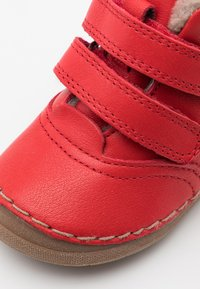 Froddo - PAIX SHOES WIDE FIT UNISEX - Classic ankle boots - red - 5