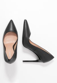 Even&Odd - LEATHER PUMP - High heels - black - 3