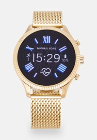 Michael Kors Access - GEN 5 LEXINGTON - Smartwatch - gold-coloured - 0